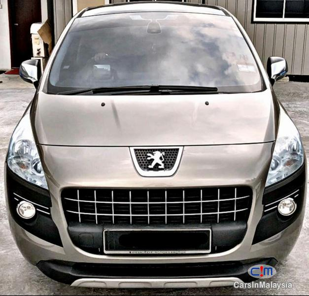 Picture of Peugeot 3008 Turbo Automatic 2010