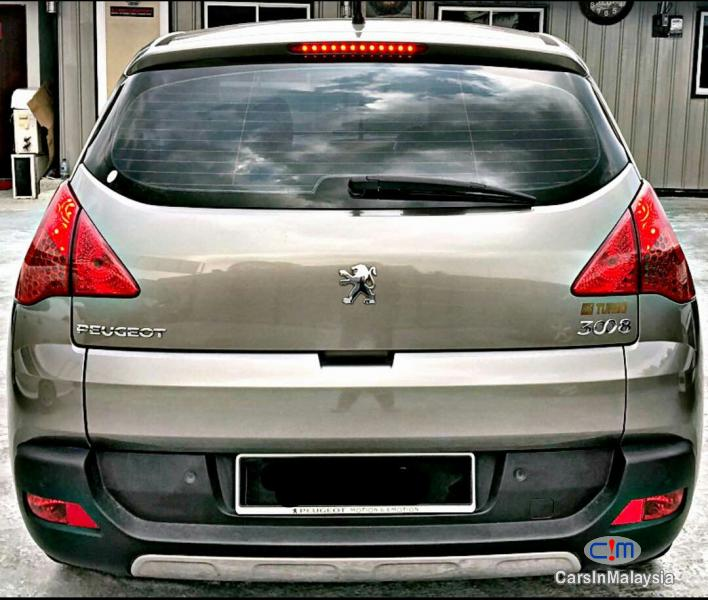 Picture of Peugeot 3008 Turbo Automatic 2010 in Malaysia