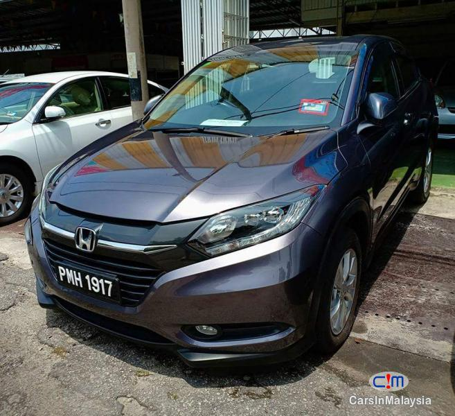 Picture of Honda HR-V V Spec Automatic 2015