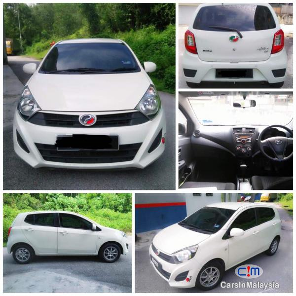 Pictures of Perodua Axia Automatic 2015