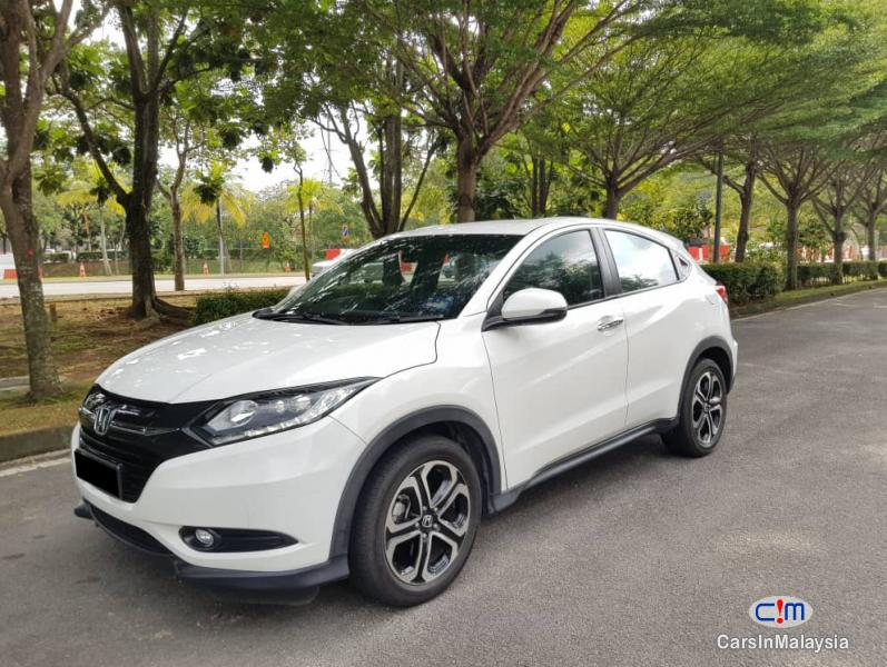 Honda HR-V Automatic 2016