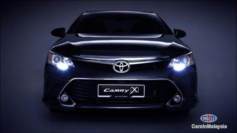 Toyota Camry 2.0 GX Automatic 2017 - image 15