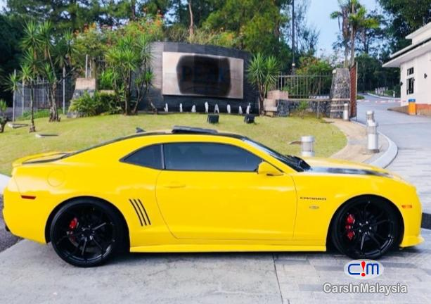 Picture of Chevrolet Camaro 3.6-LITER LUXURY SUPER SPORT CAR Automatic 2012
