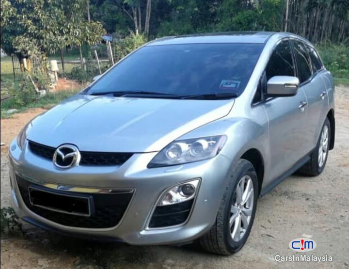 Picture of Mazda CX-7 2.3-LITER FAMILY MPV Automatic 2011
