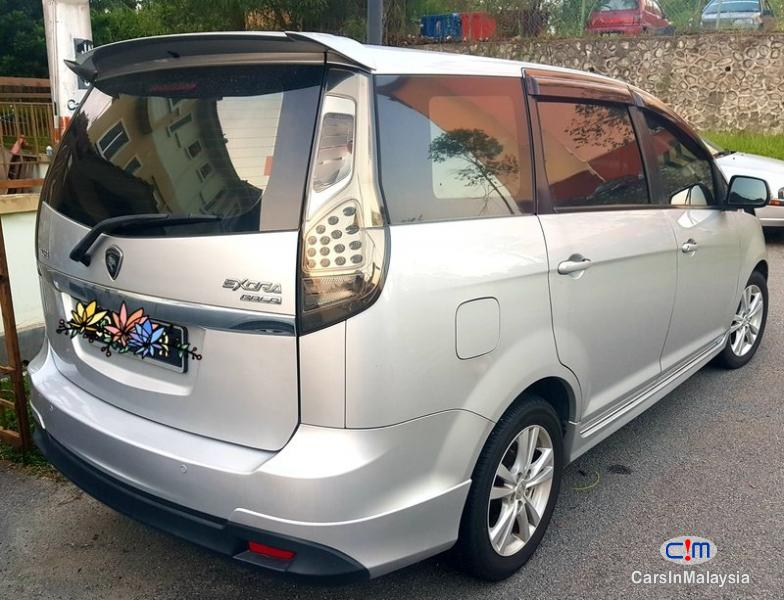 Picture of Proton Exora 1.6-Liter Economy 7 Seater Family MPV Automatic 2012