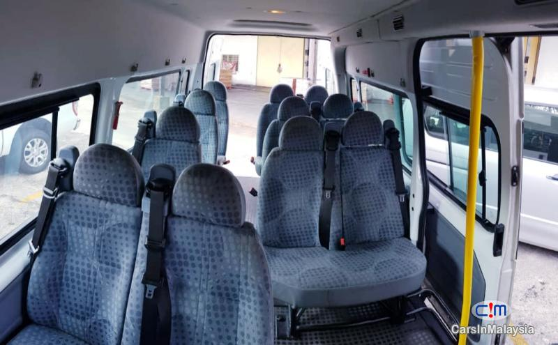 Ford Transit 2.2-LITER 13 SEATER DIESEL TRANSPORT Manual 2015 in Malaysia