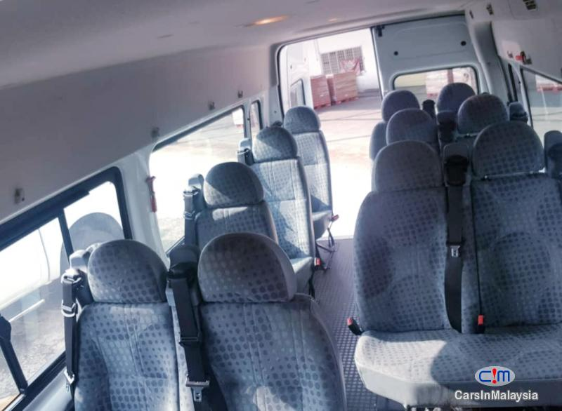 Picture of Ford Transit 2.2-LITER 13 SEATER DIESEL TRANSPORT Manual 2015 in Malaysia