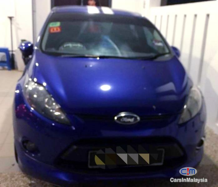Picture of Ford Fiesta 1.6-LITER ECONOMY HATCHBACK Automatic 2013
