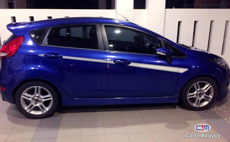 Ford Fiesta 1.6-LITER ECONOMY HATCHBACK Automatic 2013 in Pahang