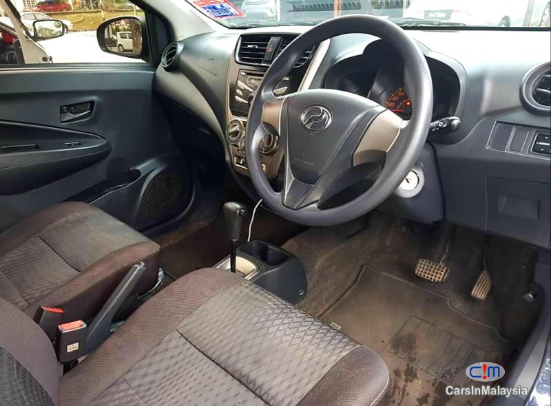 Perodua Axia 1.0-LITER SMALL ECONOMY HB Automatic 2016 in Malaysia