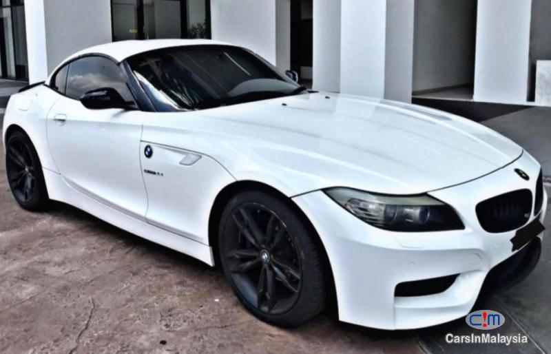 Pictures of BMW Z 2.5-LITER COUPE SPORT CAR Automatic 2012