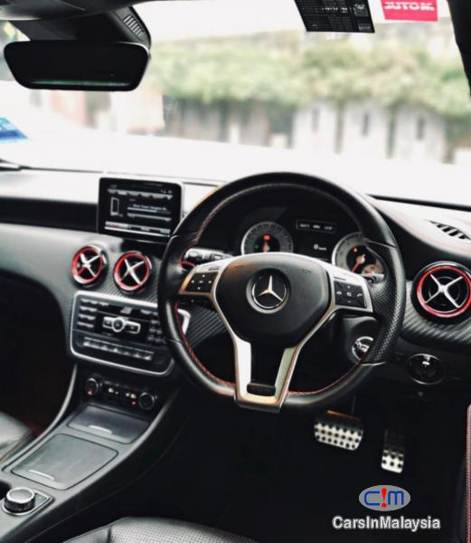 Mercedes Benz A250 2.4-LITER LUXURY SPORT HATCHBACK Automatic 2015 in Kuala Lumpur - image