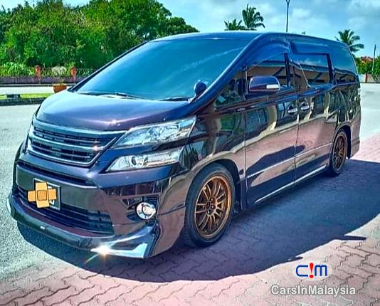 Picture of Toyota Vellfire 2.4-LITER LUXURY AUTO MPV 8 SEATER Automatic 2016 in Selangor