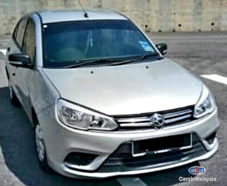 Picture of Proton Saga VVT Automatic 2016