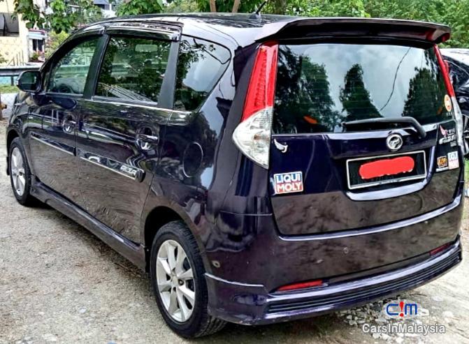 Perodua Alza 1.5 Premium Spec Automatic 2013