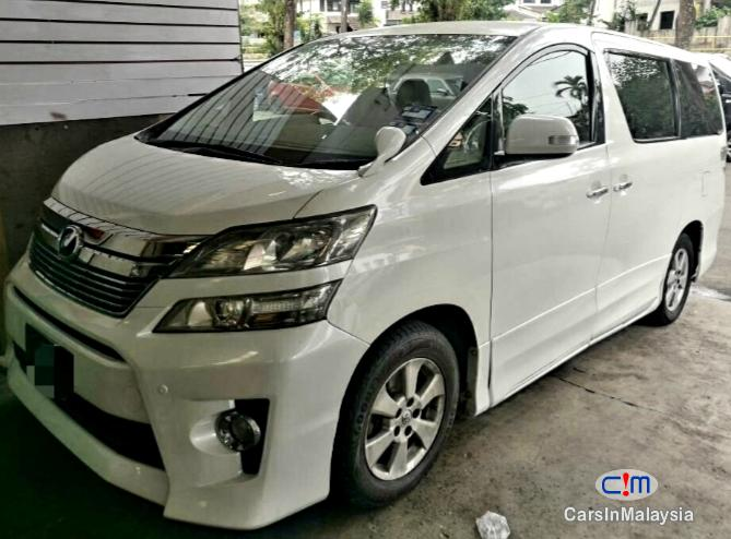 Picture of Toyota Vellfire Original Standard Recon Japan Automatic 2010