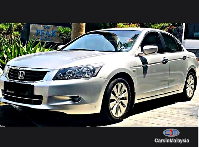 Picture of Honda Accord 2.0 Cc I-Vtec Automatic 2008