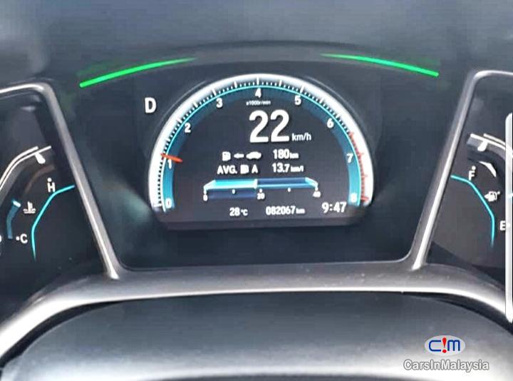 Honda Civic 1.5 Liter Turbo Automatic 2016 - image 7