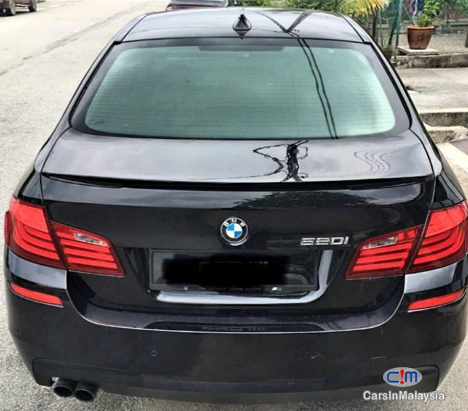BMW 5 Series Lucury 2.0 Liter Twin Turbo Automatic 2012