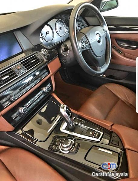 Picture of BMW 5 Series Lucury 2.0 Liter Twin Turbo Automatic 2012 in Kuala Lumpur