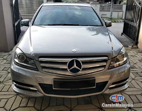Picture of Mercedes Benz C250 CGI 1.8 CGI LUXURY SEDAN TURBO Automatic 2013