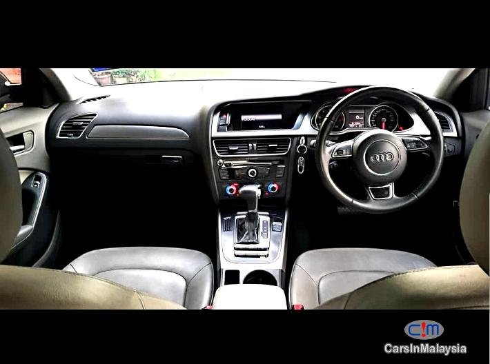 Audi A4 1.8-LITER TFSI B8 ENGINE Automatic 2013 in Malaysia