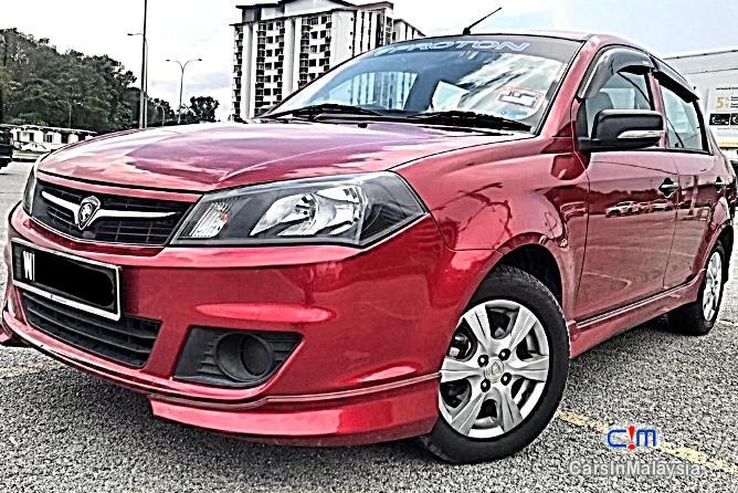 Proton Saga 1.3-LITER FUEL SAVER CAR Automatic 2016 in Malaysia