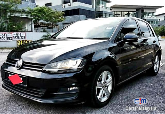 Picture of Volkswagen Golf 1.4-LITER TSI TURBO FUEL SAVER N POWERFULL Automatic 2013