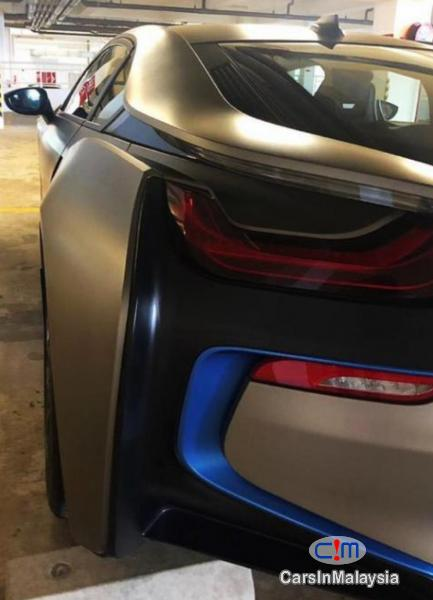 Picture of BMW i 1.5-LITER HYBRID SPORTS CAR Automatic 2015 in Selangor