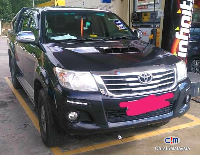 Picture of Toyota Hilux 2.5-LITER 4x4 DOUBLE CAB DIESEL TURBO Automatic 2015