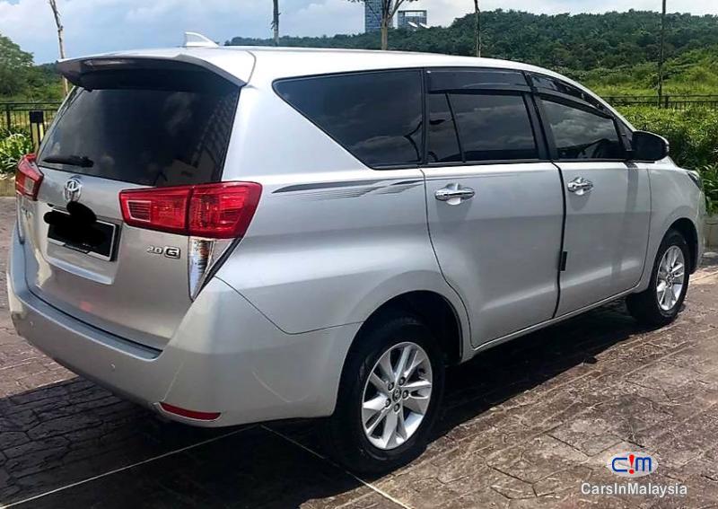 Picture of Toyota Innova 2.0-LITER ECONOMIC FAMILY MPV Automatic 2019