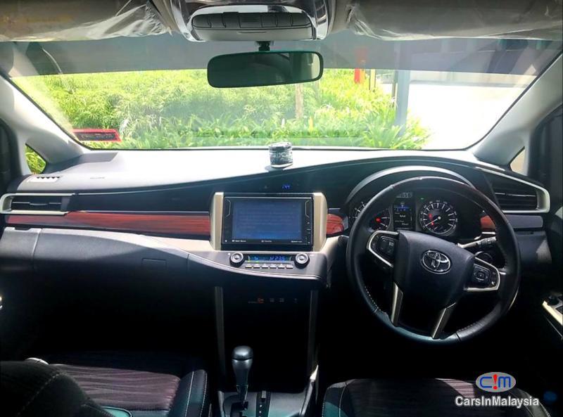 Toyota Innova 2.0-LITER ECONOMIC FAMILY MPV Automatic 2019 in Kuala Lumpur