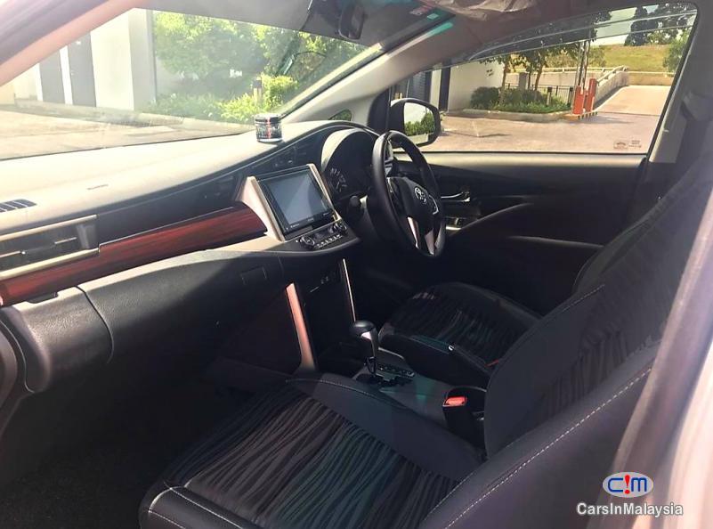 Toyota Innova 2.0-LITER ECONOMIC FAMILY MPV Automatic 2019 in Malaysia
