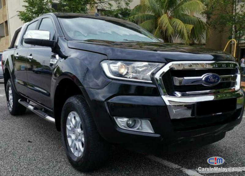Picture of Ford Ranger 2.2-LITER 4X4 4WD TURBO DOUBLE CAB CHASSIS Automatic 2018