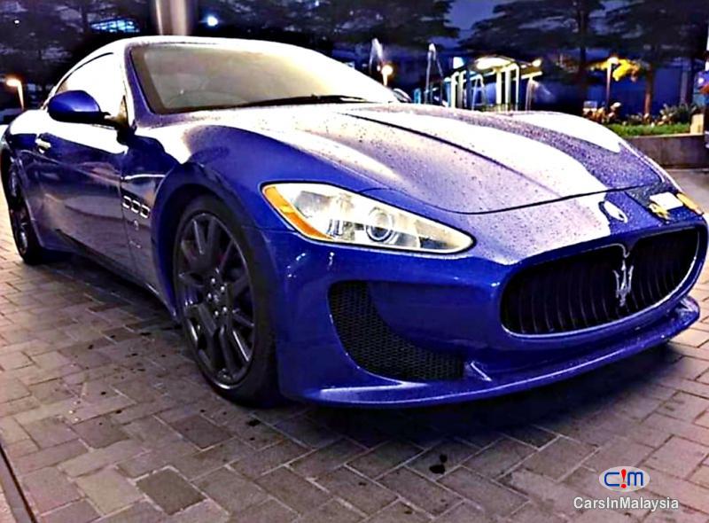 Pictures of Maserati GranTurismo 4.2-LITER LUXURY SUPER SPORT CAR Automatic 2007
