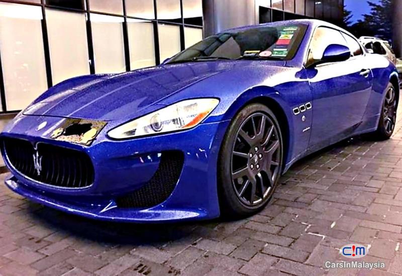 Maserati GranTurismo 4.2-LITER LUXURY SUPER SPORT CAR Automatic 2007 in Kuala Lumpur