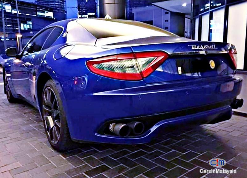 Maserati GranTurismo 4.2-LITER LUXURY SUPER SPORT CAR Automatic 2007 in Malaysia