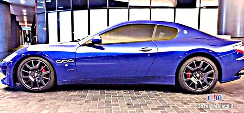 Maserati GranTurismo 4.2-LITER LUXURY SUPER SPORT CAR Automatic 2007 - image 9