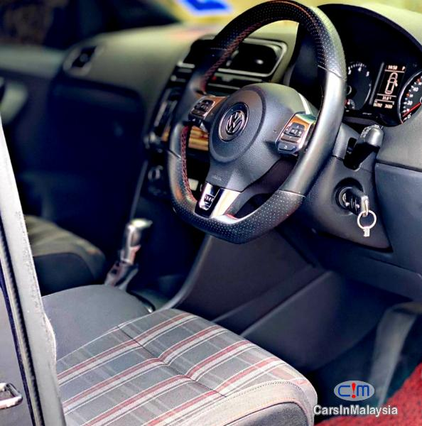 Volkswagen Polo GTI 1 4-LITER GTI TURBO HATCHBACK Automatic 2014 in Malaysia - image