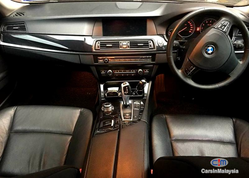 BMW 5 Series 2.0-LITER LUXURY SEDAN LOW MONTHLY RM1600 Automatic 2013 in Malaysia