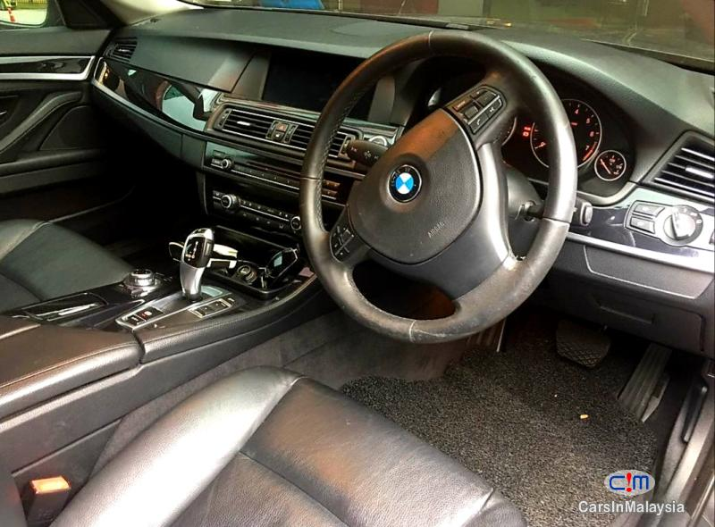 Picture of BMW 5 Series 2.0-LITER LUXURY SEDAN LOW MONTHLY RM1600 Automatic 2013 in Selangor