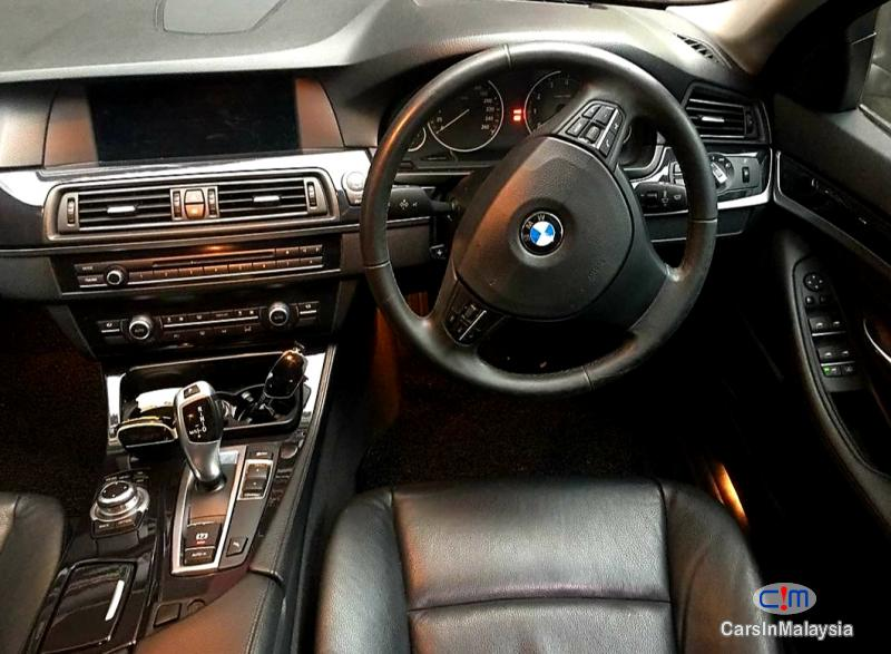 Picture of BMW 5 Series 2.0-LITER LUXURY SEDAN LOW MONTHLY RM1600 Automatic 2013 in Malaysia