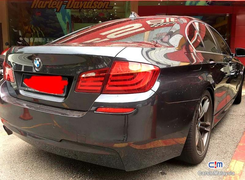 BMW 5 Series 2.0-LITER LUXURY SEDAN LOW MONTHLY RM1600 Automatic 2013 - image 9