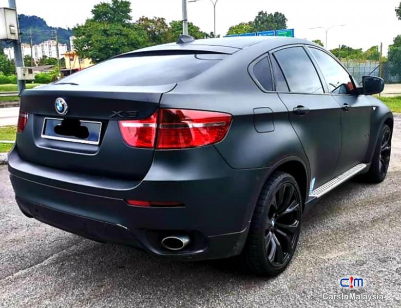 BMW X 3.0-LITER PETROL LUXURY SUV Automatic 2011