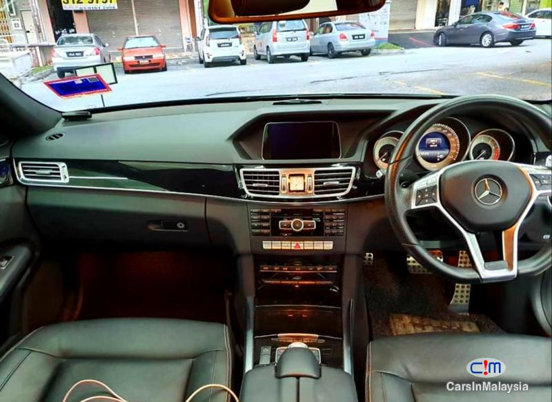 Picture of Mercedes Benz E250 2.0-LITER TURBO LUXURY SEDAN Automatic 2014 in Selangor