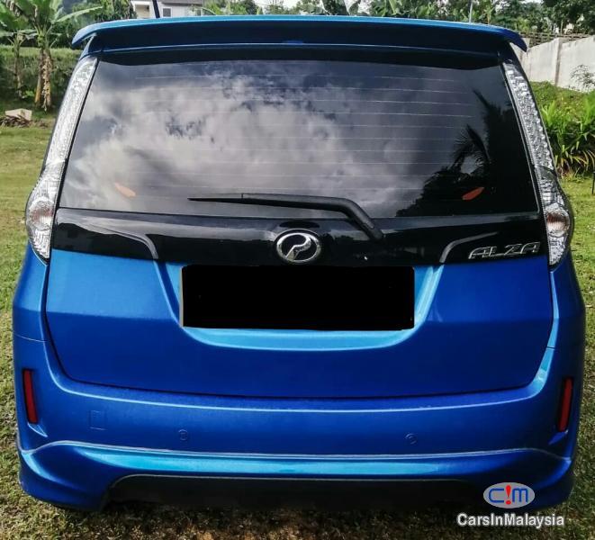Perodua Alza 1.5-LITER ECONOMY 7 SEATER FAMILY MPV Automatic 2017 in Malaysia