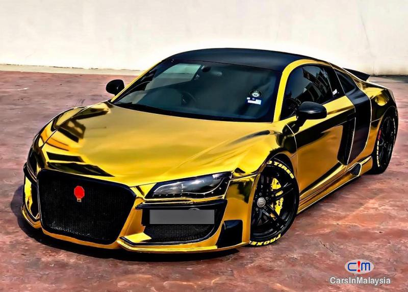 Pictures of Audi R8 4.2-LITER POWERFUL LUXURY SUPER SPORT CAR Automatic 2010