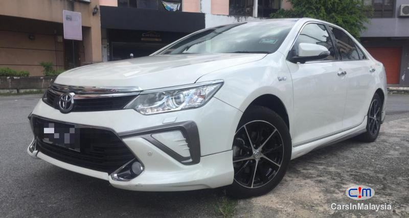 Picture of Toyota Camry 2.0-LITER LUXURY SEDAN Automatic 2018