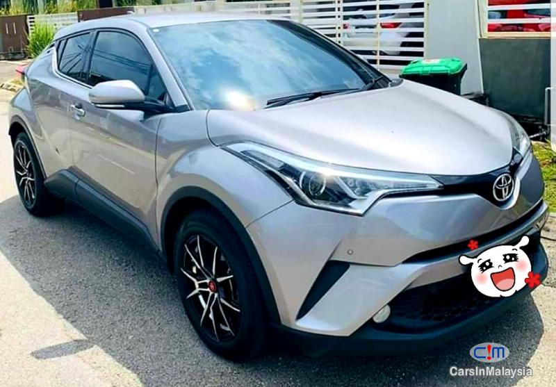 Toyota Other 1.8-LITER LUXURY SPORTY SUV Automatic 2019