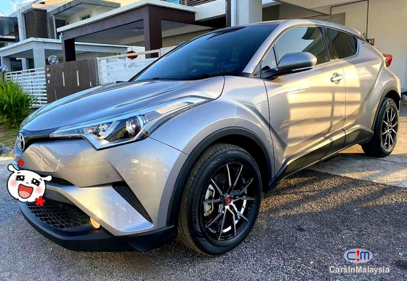 Toyota Other 1.8-LITER LUXURY SPORTY SUV Automatic 2019 in Kedah